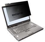 Dicota Secret - Sicherheits-Bildschirmfilter - 11,6'' Breitbild D30109