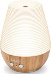 Beurer LA 40 geurverspreider Bamboo, Porselein Bamboo, Wit Tank