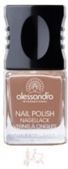 Alessandro Make-up Nagellack Colour Explotion Nagellack Nr. 198 Cashmere Touch 10 ml