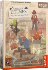 999 Games Adventure by Book: Sherlock Jong Talent van Baker Street Breinbreker