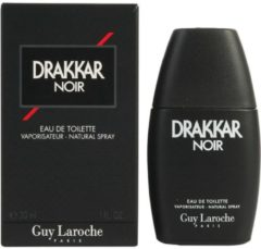 Guy Laroche PROMO 2 stuks DRAKKAR NOIR eau de toilette spray 30 ml