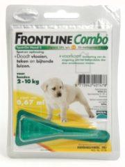 Frontline Combo Spot On Puppy - Anti vlooien en tekenmiddel - 1 pip