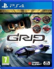 Wired Productions GRIP: Combat Racing - Rollers Vs Airblades Ultimate Edition (PS4)
