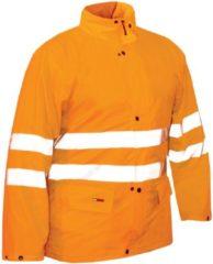 M-Wear Premium 5505 Akoni jas fluo oranje maat L