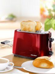 EFBE-SCHOTT Efbe Schott Toaster SC TO 1060 R, für 2 Scheiben, 800 Watt