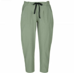 Backcountry - Women's On The Go Ankle Pant - Trainingsbroeken maat XS, grijs