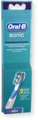 Procter&Gamble Braun EB Sonic 2er - Oral-B Aufsteckbürste Mundpflege-Zubehör EB Sonic 2er, Aktionspreis
