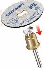 Dremel S406JC SpeedClic Starterset für Multifunktionswerkzeug 2615S406JC