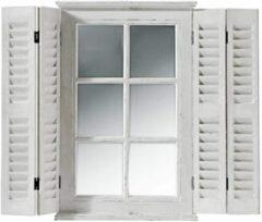 Witte Spiegelraam