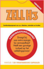 Best Choice Zell H3 - 120 Capsules - Voedingssupplement