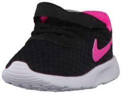 Rosa Sneaker Tanjun (TDV) tiefen Flexkerben 818386-061 Nike Black/Hyper Pink-White
