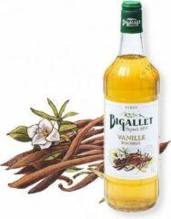 Bigallet Vanille Koffiesiroop - 1000 ml