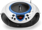 SCD-38 USB blue - Portable radio/recorder FM/AM MP3 SCD-38 USB blue