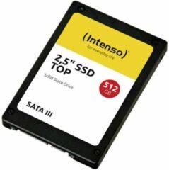 Intenso 3812450 SSD harde schijf (2.5 inch) 512 GB Top Performance Retail SATA 6 Gb/s