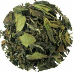 De wereld van Witte thee China pai mu than superior