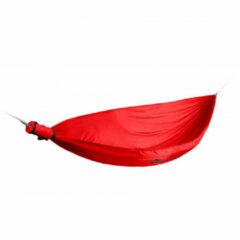 Sea to Summit - Hammock Set Pro Single - Hangmat maat One Size, rood