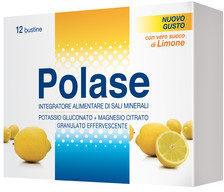 Pfizer Polase integratore di potassio e magnesio 12 bustine gusto limone