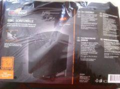 Zwarte Barbecue beschermhoes Florabest 126x112x55cm