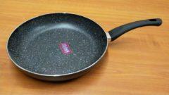 Zwarte Volkskuchen Koekenpan - Ø 28 cm