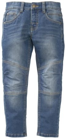 Afbeelding van Blauwe HEMA Kinder Jeans Regular Fit Denim (denim)