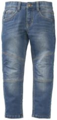 Blauwe HEMA Kinder Jeans Regular Fit Denim (denim)
