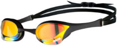 Zwarte Arena Cobra Ultra Swipe zwembril (spiegelglazen) - Zwembrillen