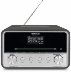 Antraciet-grijze Technisat Digitradio 585 - antraciet