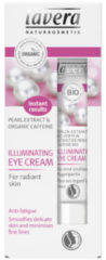 Lavera Oogcreme/eye cream illuminating 15 Milliliter