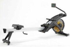 Gele Evo Cardio Evocardio Renegade Air Rower Classic ARC100 Roeimachine / Roeiapparaat - Professionele Roeitrainer - Uitstekende Garantie - Fitness & CrossFit Apparaat - Fitnessapparaat - Cardio Apparaat voor Thuis - Ook voor Commercieel Gebruik
