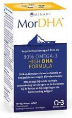 Minami Mor Dha Prenatal Citroen - 60 capsules - Visolie - Voedingssupplement