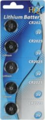 Set van 5 knoopcel batterijen - Camelion