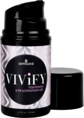 Sensuva - Vivify Tightening & Rejuvenation Gel - 50 ml