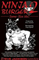 Steve Jackson Games Ninja Burger 2: Sumo-Size Me!