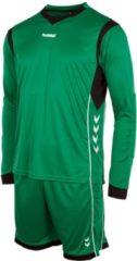 Groene Hummel Munchen Keeper Set Sportkledingset Kinderen - Green/Black