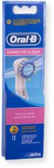 OralB Bürstenaufsätze-Set (EB 17-2 extra soft) für Zahnbürste 64711706, EB17-2S