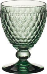 Villeroy & Boch Boston coloured Rode wijnglas groen - 13 cm - 0,31 l
