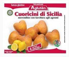 Nove alpi Agluten cuoricini di sicilia senza glutine 150g