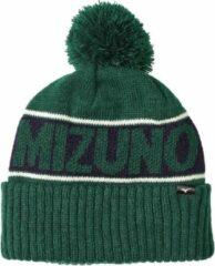Mizuno Breath Thermo Bobble Hat | groen | 2019