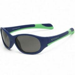 KOOLSUN - Fit - Kinder zonnebril - Navy Spring Bud - 3-10 jaar