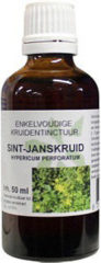 Natura Sanat Hypericum perforatum / sint janskruid tinctuur 50 Milliliter