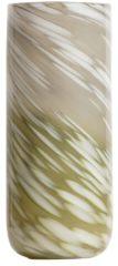 WOOOD Olan Vaas - Glas - Multi - 35x15x15