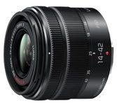 Panasonic Lumix H-FS1442A - Zoomobjektiv - 14 mm H-FS1442AEKA