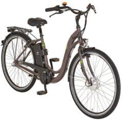 E-Bike Prophete taupe glanz