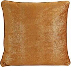 Countryfield Kussen Carola 45 X 45 X 10 Cm Textiel Oranje
