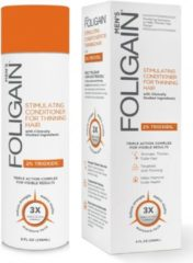 FOLIGAIN® Triple Action Conditioner for Thinning Hair for Men with 2% Trioxidil 236 ml