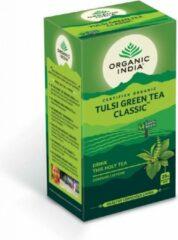 Groene Organic India Biologische Tulsi Green