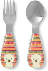 Skip Hop 252371 Toddler cutlery set Multi kleuren Kunststof, Roestvrijstaal