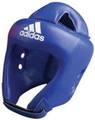 Adidas Hoofdbeschermer Rookie Unisex Blauw Maat L