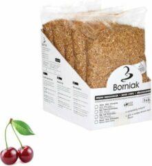 Merkloos / Sans marque Rookmot Kersen 2 ltr ca 1 kg , roken , rookoven, vlees, beenham, kaas, delicatesse, ambachtelijk