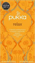 Pukka Org. Teas Relax thee 20 Stuks